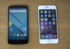 "IOS 8 VS GOOGLE ANDROID ""LOLLIPOP"