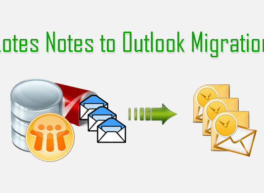 Lotus Notes to Outlook Migration