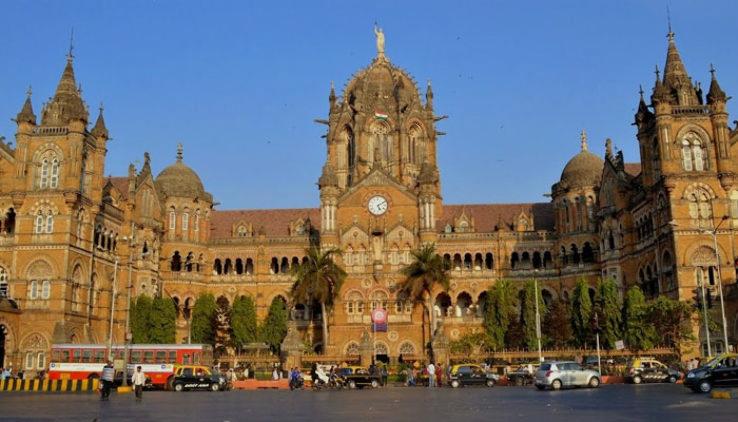 ChhatrapatiShivaji Terminus Mumbai India