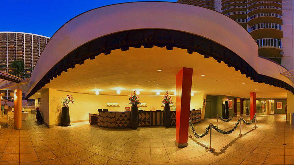 Hawaii Aston Waikiki Beach Hotel
