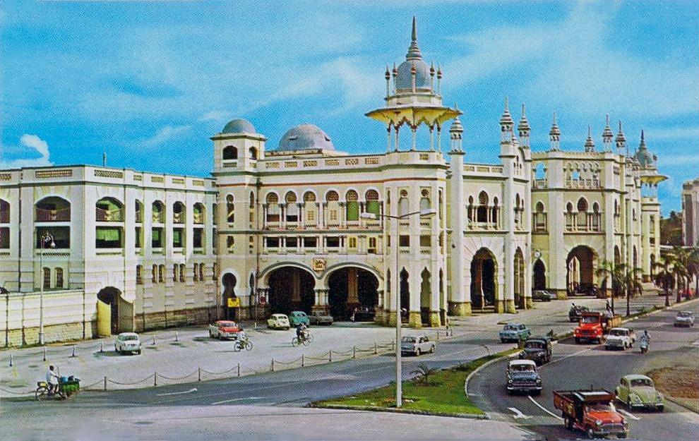 Kuala Lumpur Railway Station Malaysia