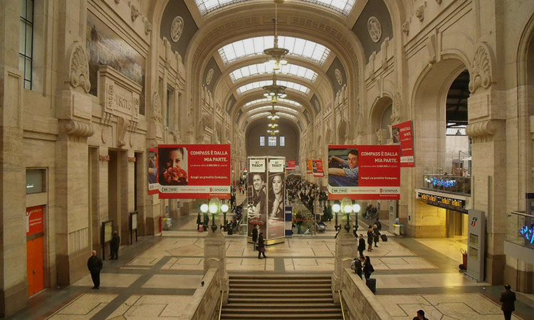 Milano Centrale Milan
