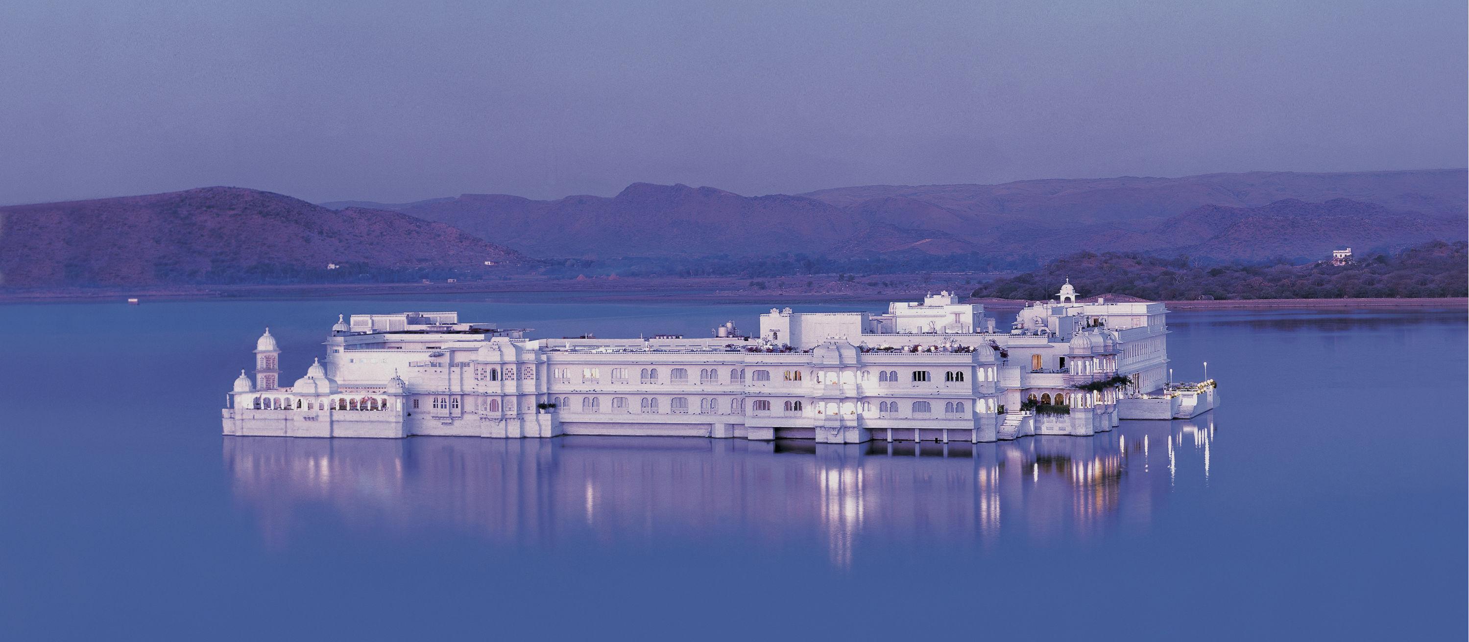 Taj Lake Palace India